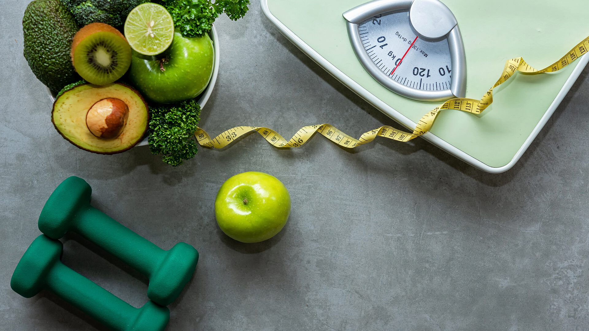 The healthiest way to lose weight