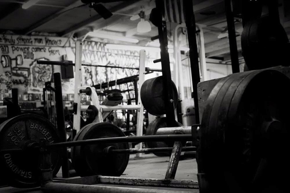 empty boxing gym - photo #34