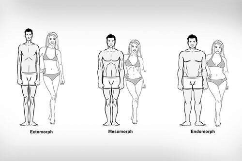 Eat And Train According To Your Body Type