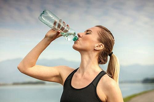 Fitness And Hydration