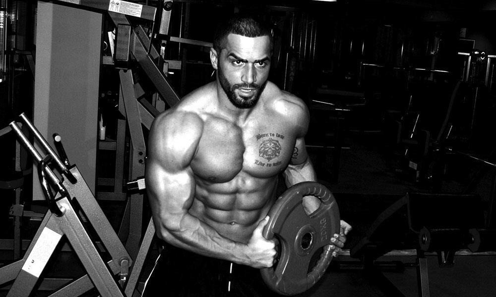 Lazar Angelov Abs Lazar Angelov workout