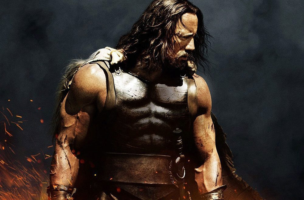 Dwayne The Rock Johnson S Workout And Diet For Hercules