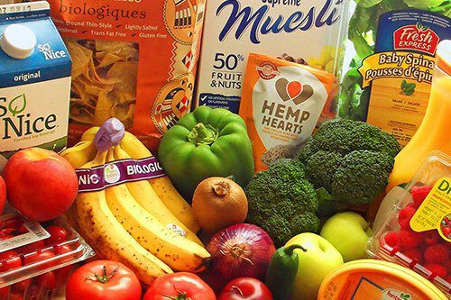 Lifter's Grocery List: Top Healthy Foods For Fitness