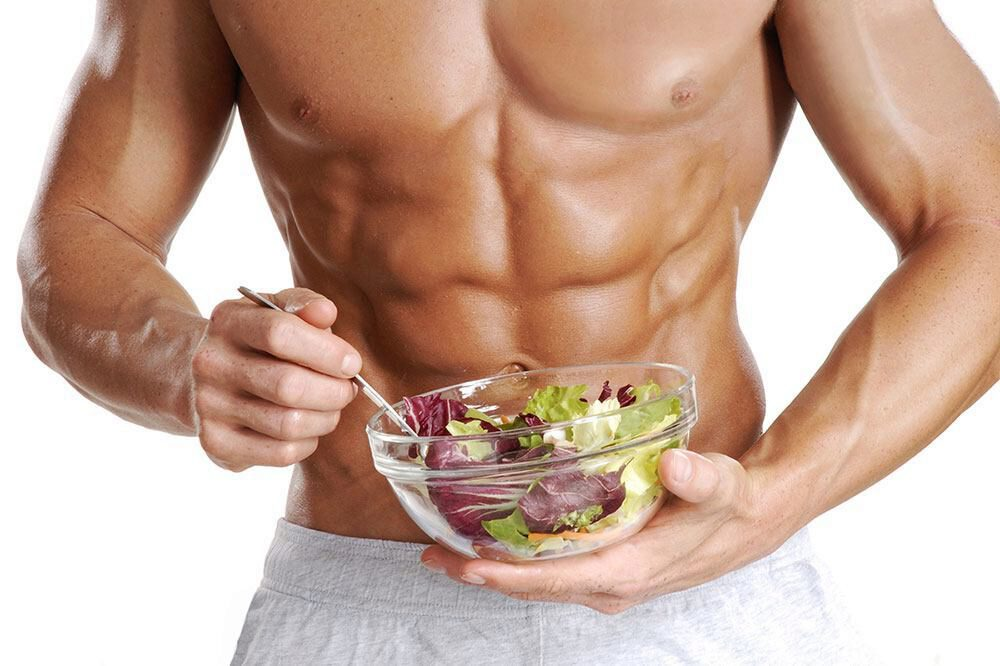Men's Nutrition Plan To Build Muscle And Get Ripped