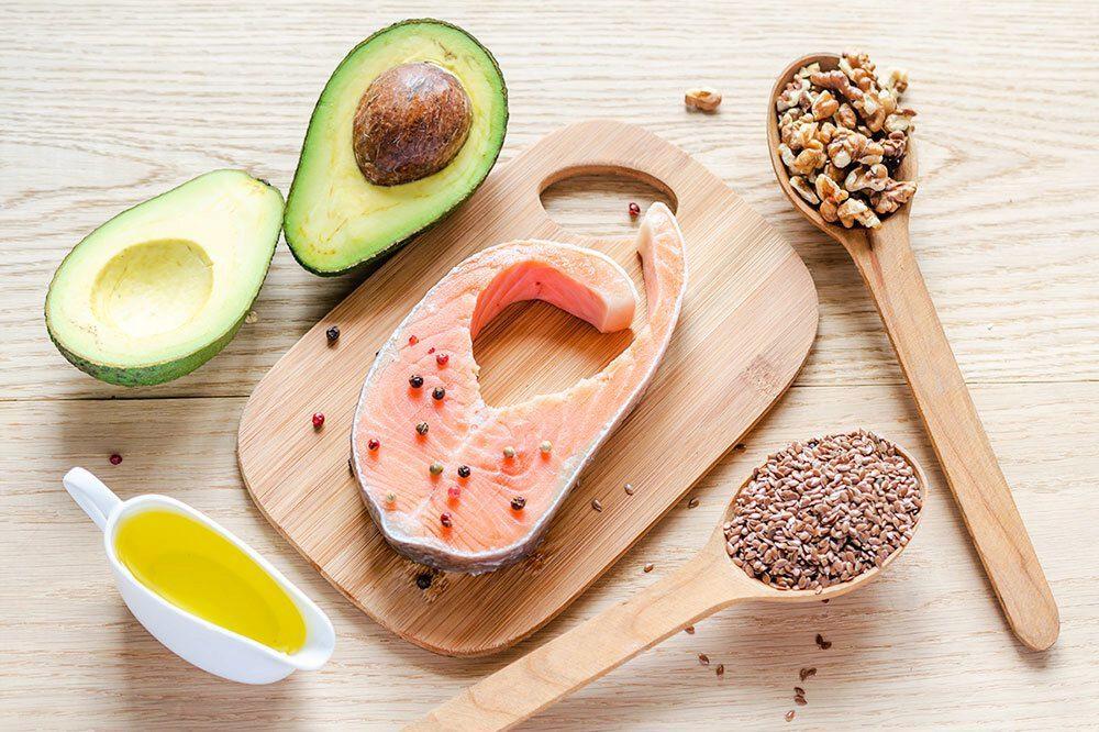 Omega-3's foods