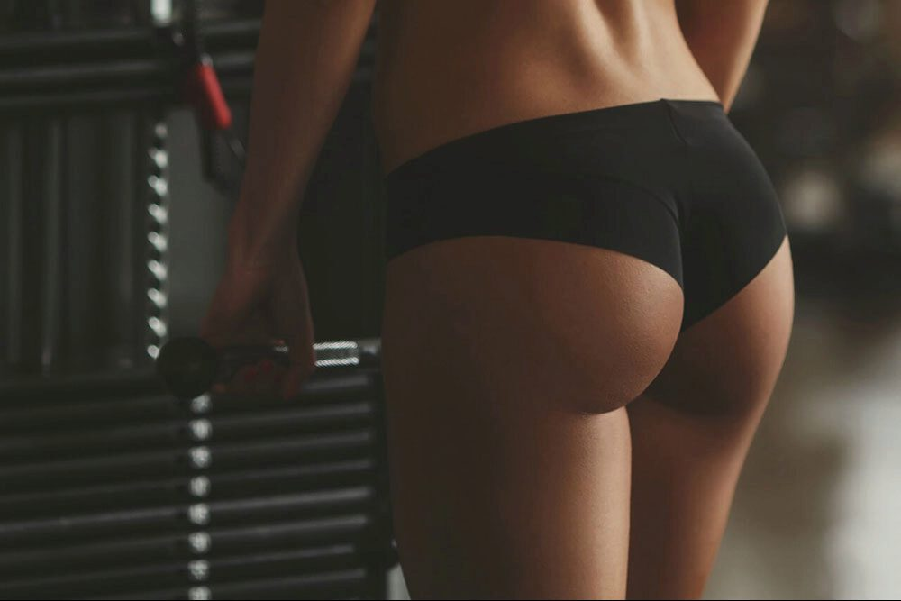 Top 3 Best Exercises To Get A Bigger And Rounder Butt