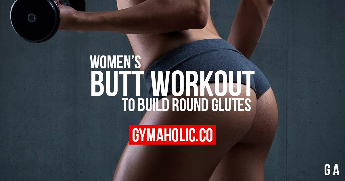 Women S Butt Workout