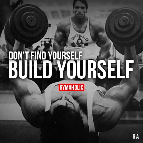 Don t find yourself for Finding a builder