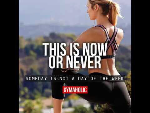 Gymaholic May 2015 Timelapse Fitness Motivation
