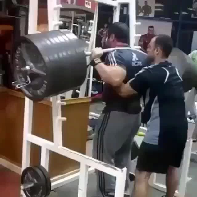 Half Reps To A Whole New Level