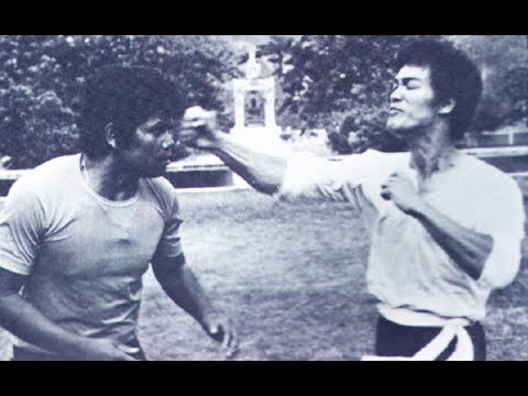Bruce Lee's Real MMA Fight With Ted Wong