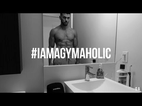 Wake up with a desire to become the best version of yourself. It doesn't matter if you failed yesterday. You haven't failed until you quit trying. #IAmAGymaholic