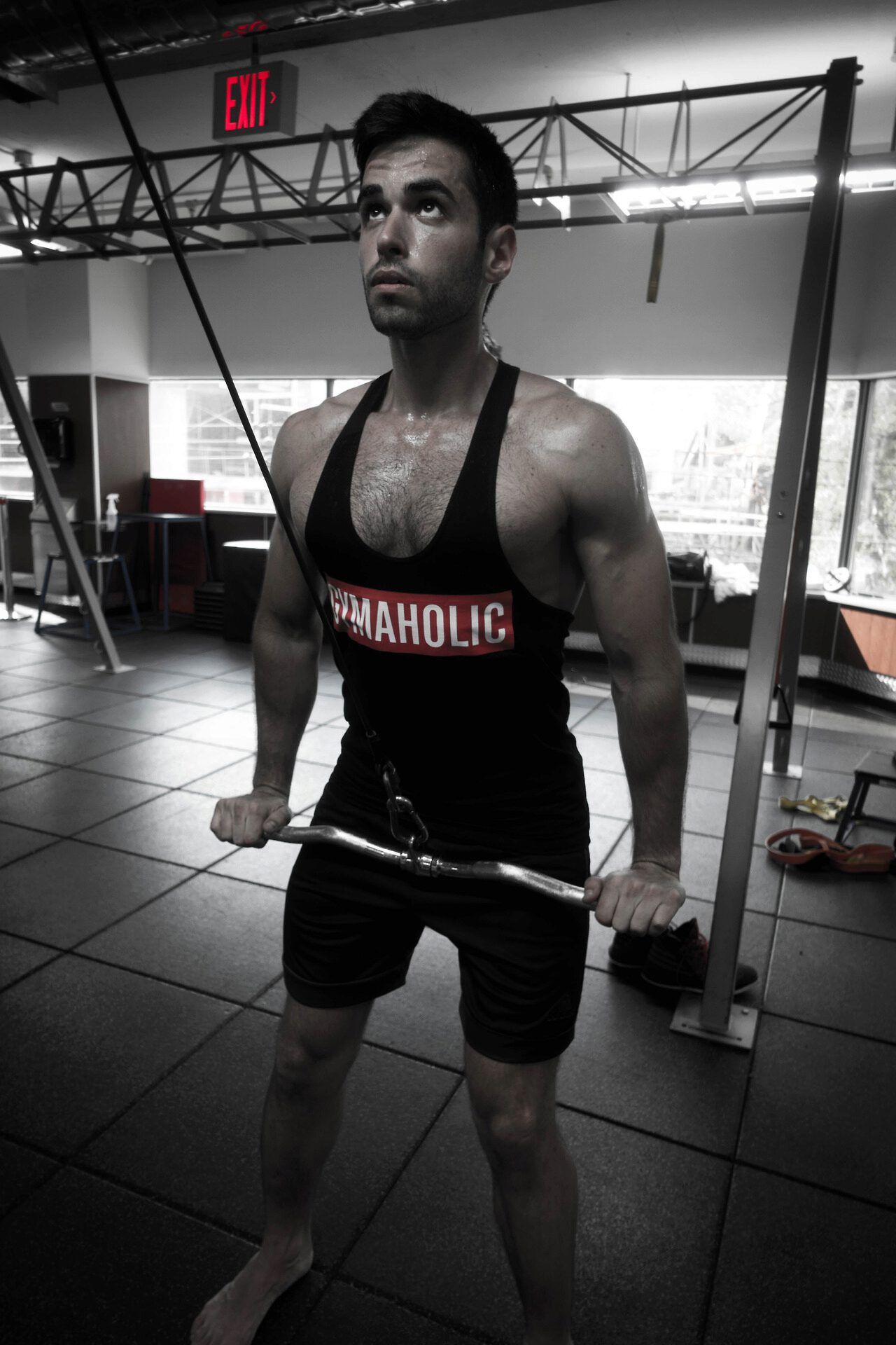 When you feel like quitting remember why you started. #IAmAGymaholic