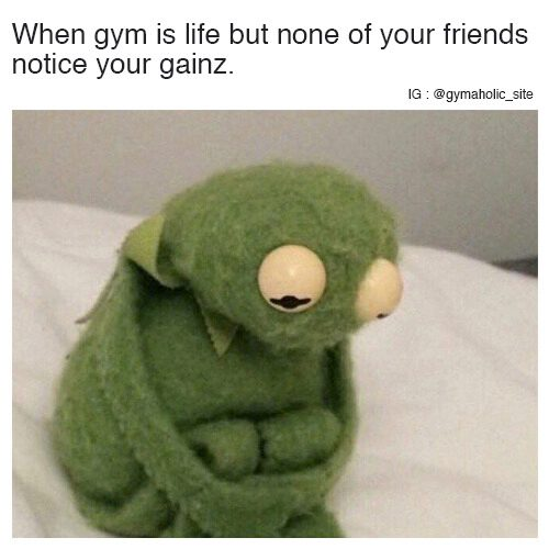 When Gym Is Life