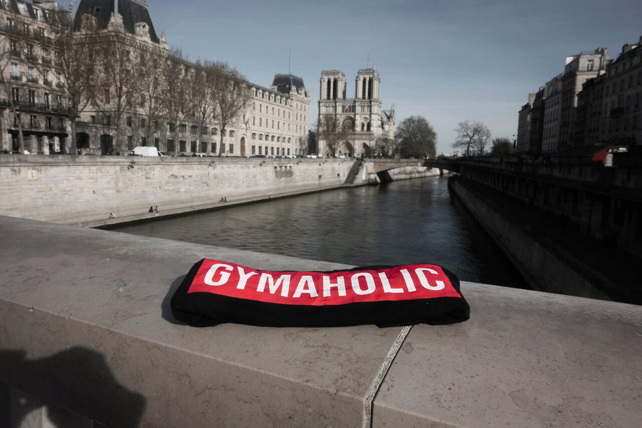 The Gymaholic community inspires people from all around the world. #IAmAGymaholic