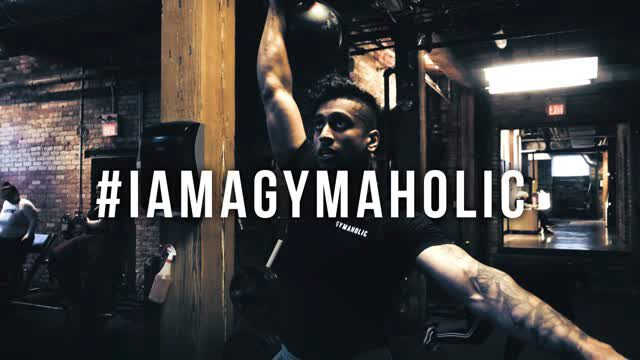 Let your light shine in the dark. #IAmAGymaholic