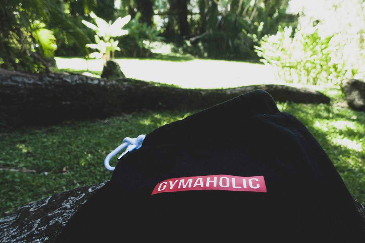 The passion you put into your health and fitness will have a positive on your life. #IAmAGymaholic
