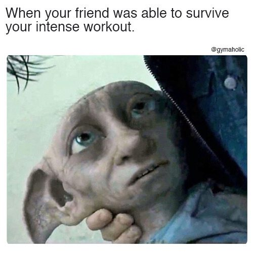 When your friend was able