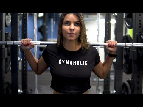 People only see the results, they don't see the hours spent working on yourself. The free Gymaholic Training app will help you become the best version of yourself.
