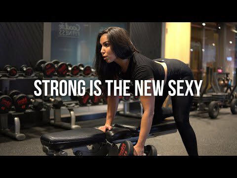 Strong is the new sexy. #IAmAGymaholic