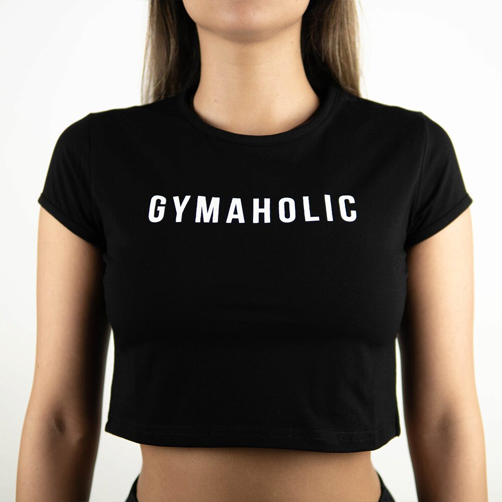 Signature Crop Top